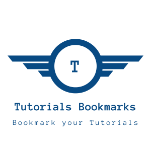 Tutorials Bookmarks Logo
