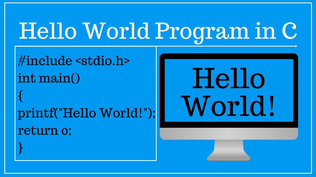 Hello World Code Solution and Output