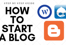 How to Start a Blog in Blogger