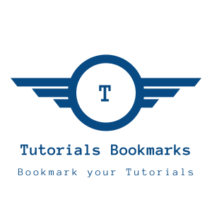 TutorialsBookmarks Logo 1200*1200
