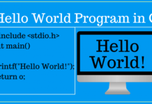 Hello World Solution Hackerrank